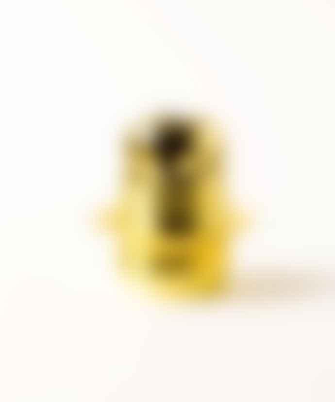 Cuemars Gold Hoop Bulb Holder