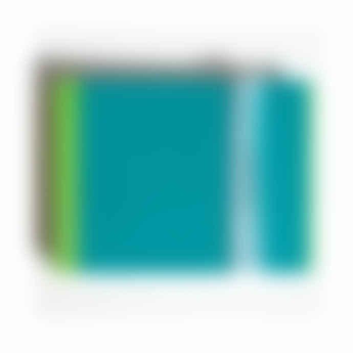 Bindewerk Handmade Turquoise Photo/Wedding/Baby Book