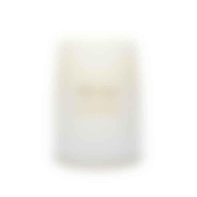 SOH Melbourne Matte White Glass Petiole Scented Candle