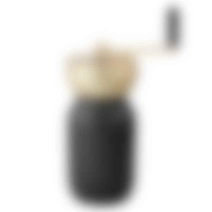 Stelton Black COLLAR Coffee Grinder