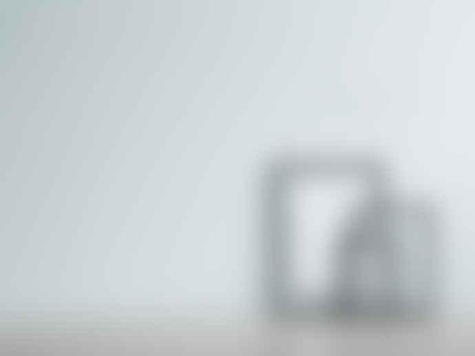 Moebe Black Transparent Frame - A5