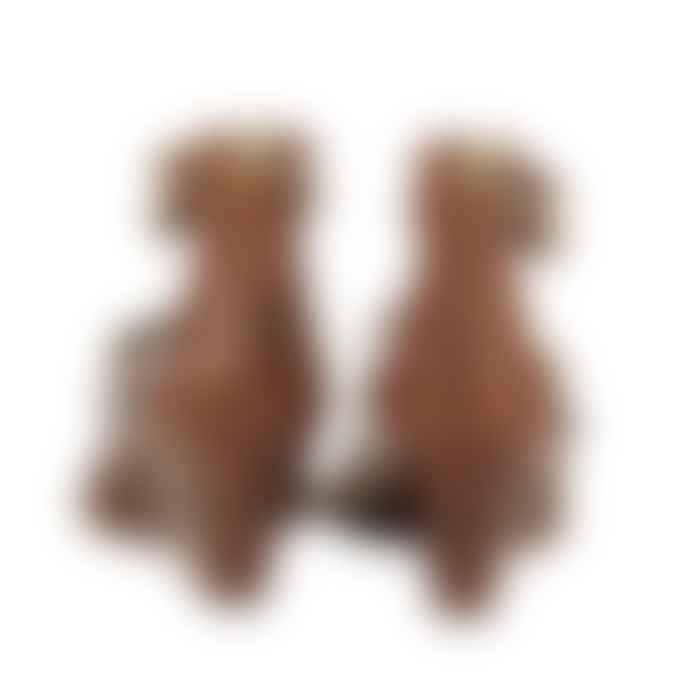 Ash Nuba Bis Wedge Sandals