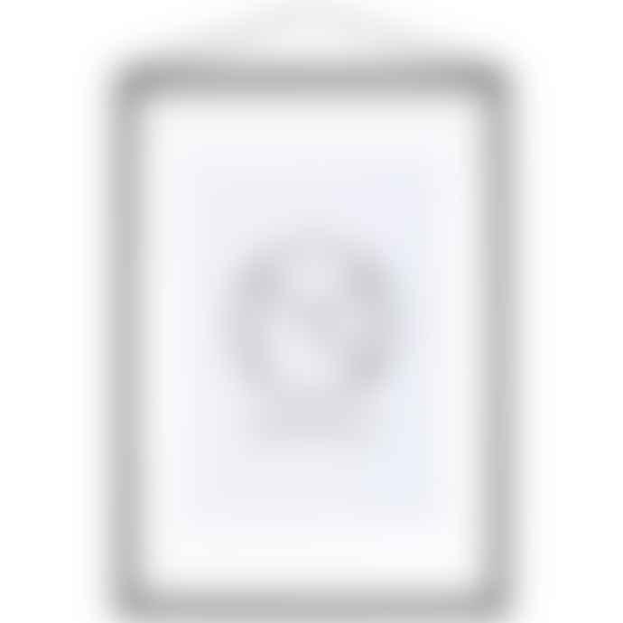 Moebe Black Transparent Frame - A4