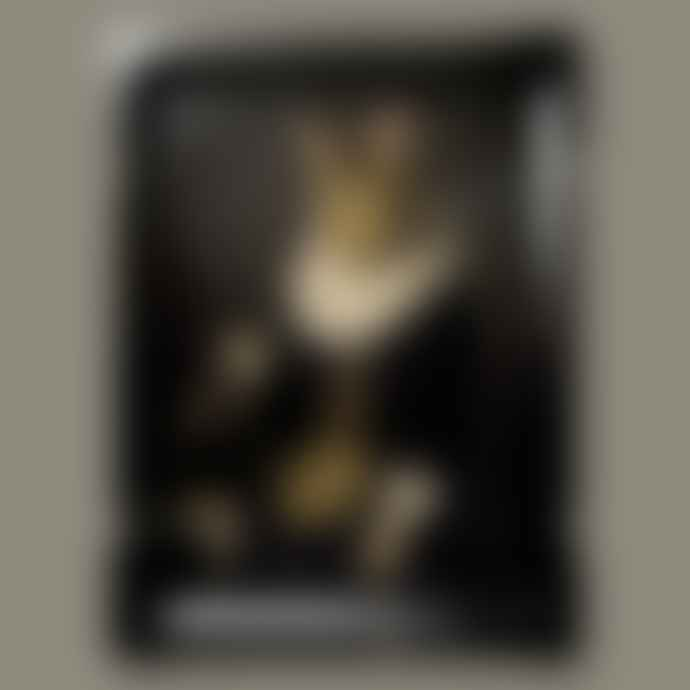 Ibride Zhao Galerie de Portraits Mural Tray