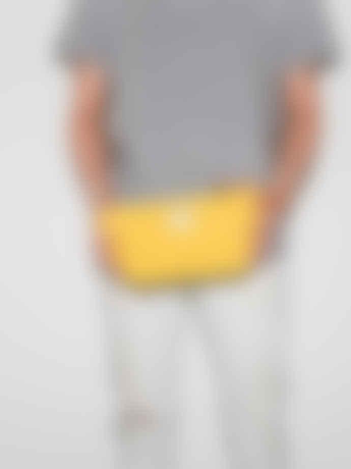 Sandqvist  Yellow Cleo Wash Bag