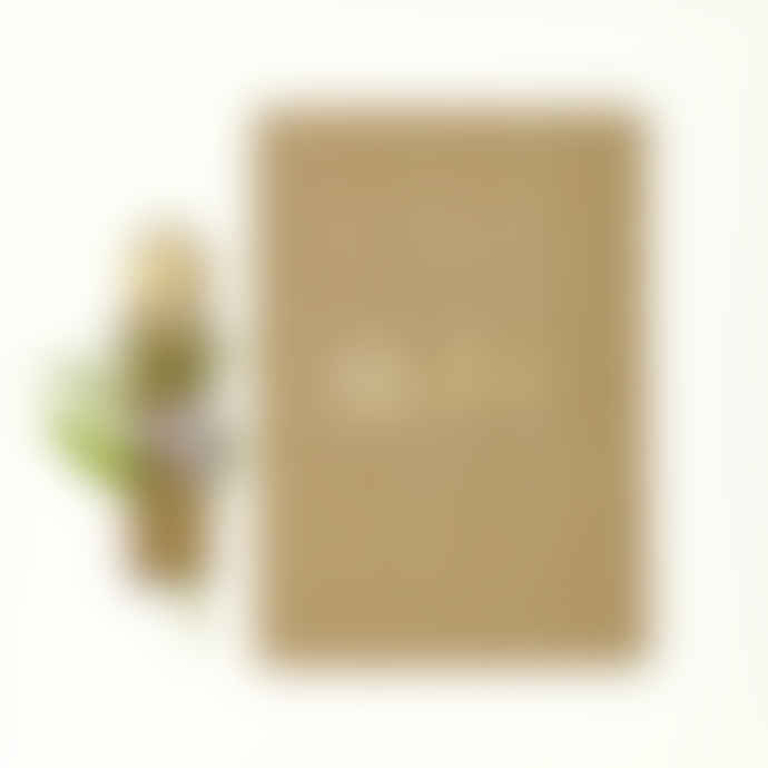 Katie Leamon  Polka Notebook
