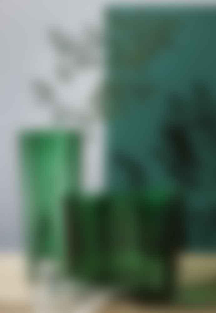 Iittala   Aalto Vase Emerald Green 251mm