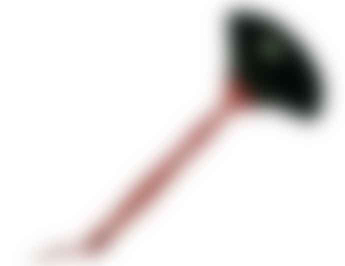 Redecker 34cm Wooden Dust Brush With Handle