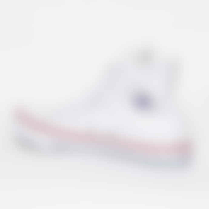 Converse Womens White Chuck Taylor All Star Core Hi Trainer