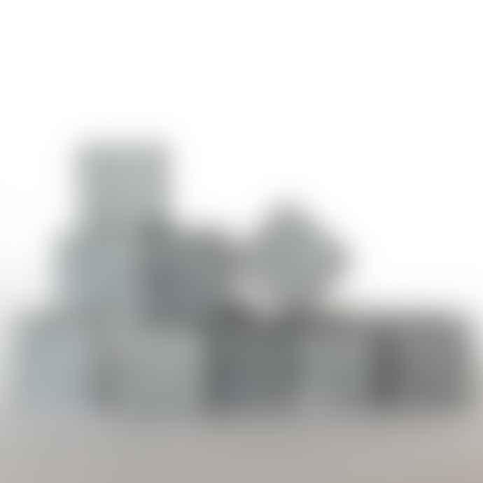 Hukka Design Hukka Whiskey Ice Cubes Set Of 9 Carelian Soapstone