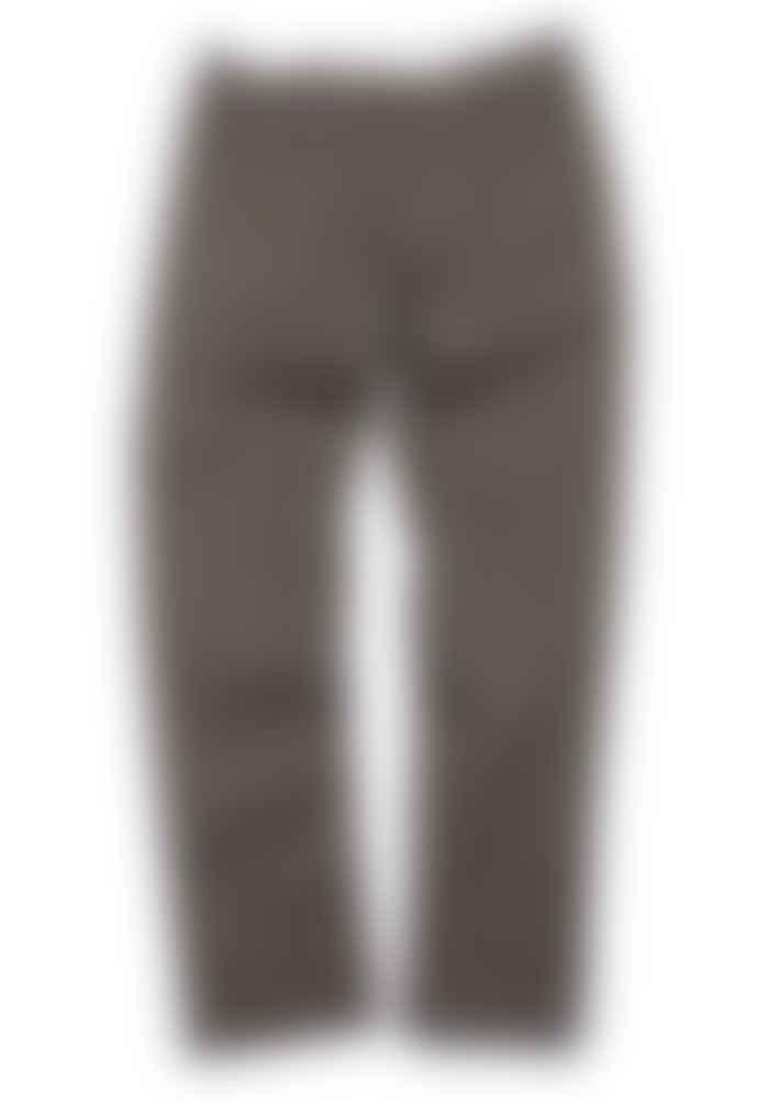 Universal Works Olive Cotton Twill Aston Pants