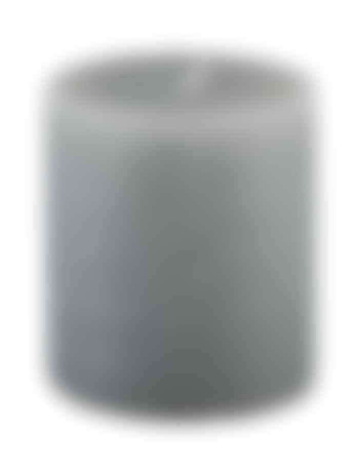 Broste Copenhagen Rustic Pillar Candle 11cm