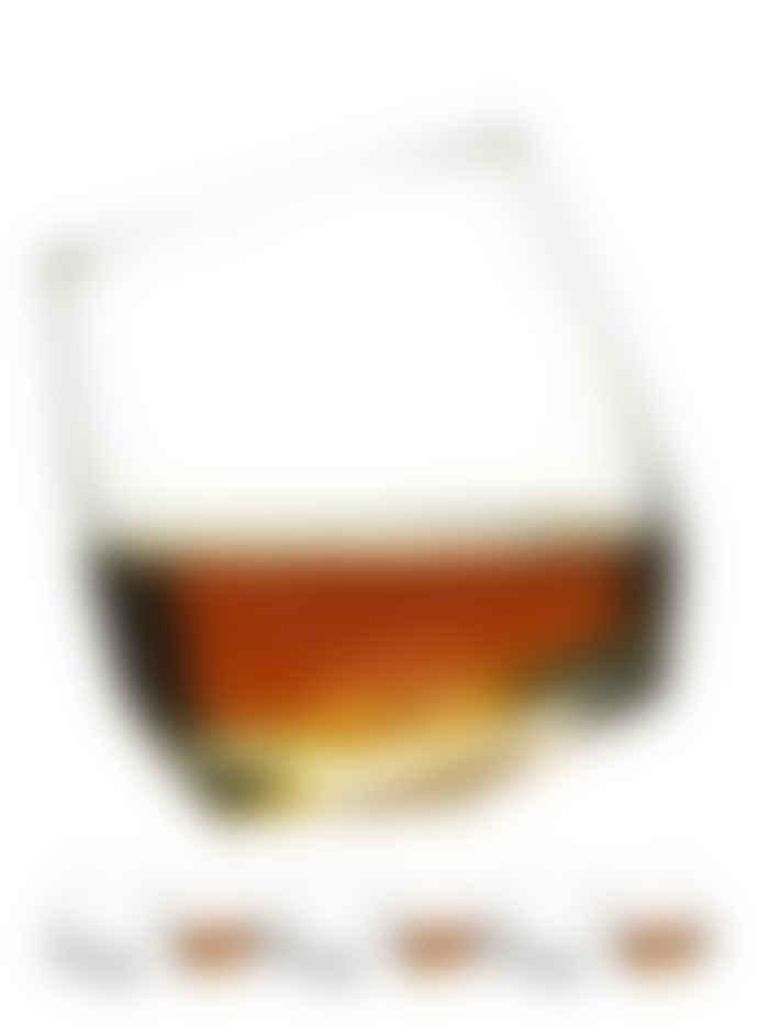 Sagaform 6 Pack Rounded Base Bar Whiskey Glasses
