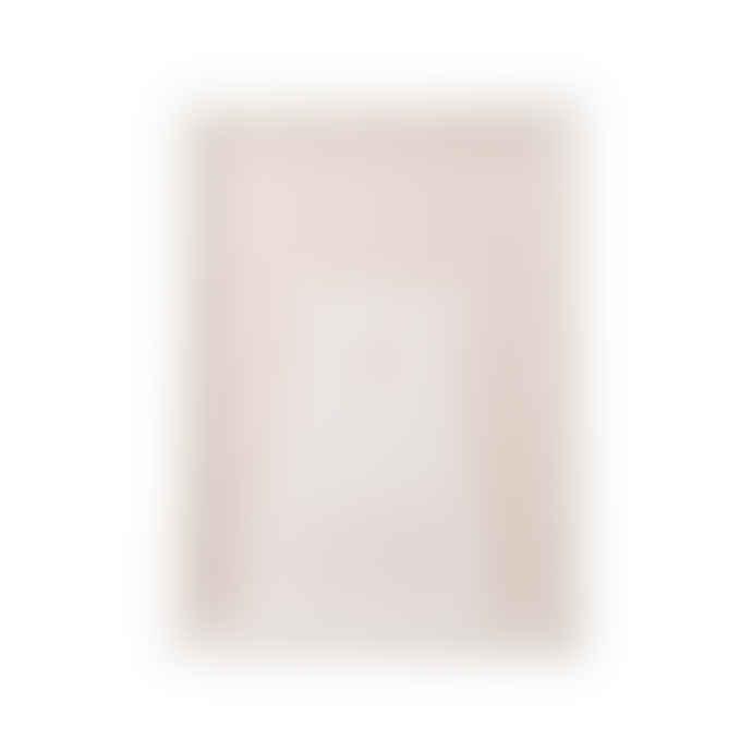 LIGA Blush Pink Clueless Bear Framed Print