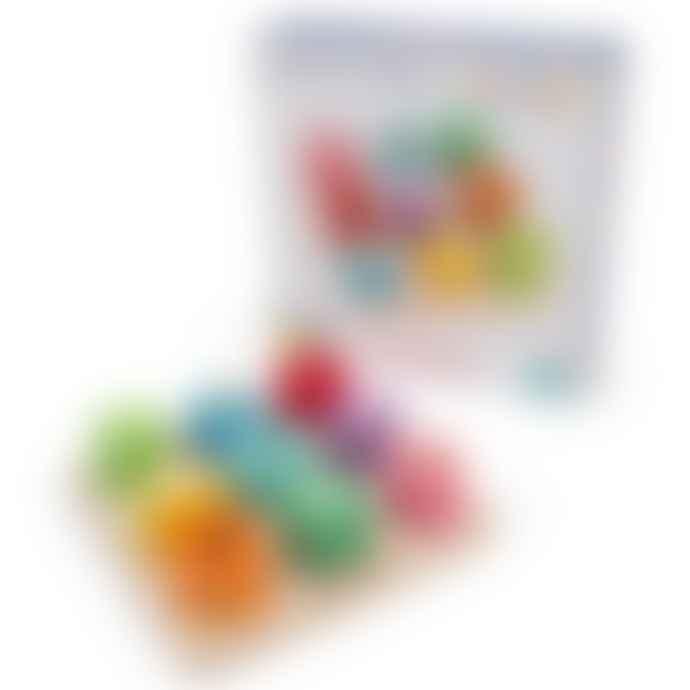 Le Toy Van Petilou Sensory Shapes Toy