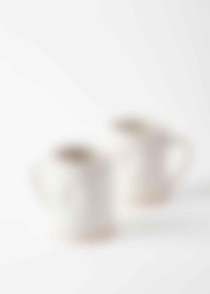 Tone Von Krogh Snow Ceramic Mug