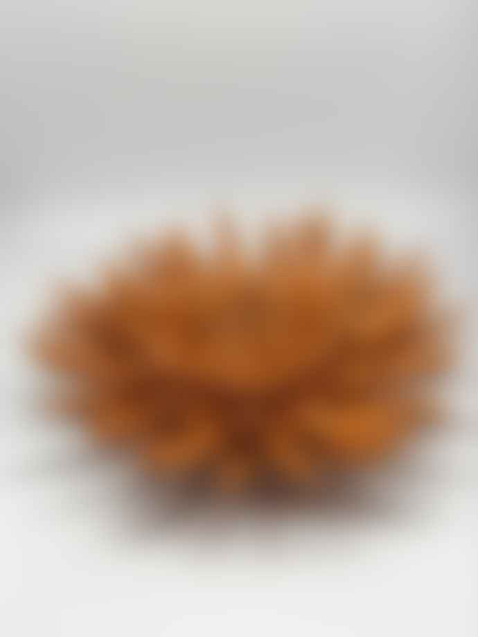 Chive Ceramic Flower