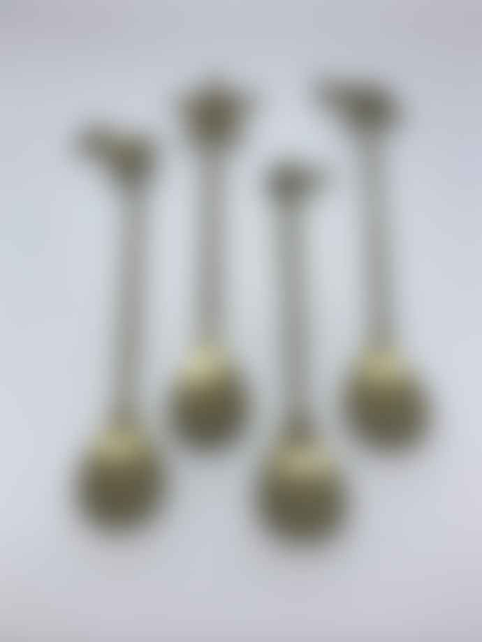 Brass Teaspoon
