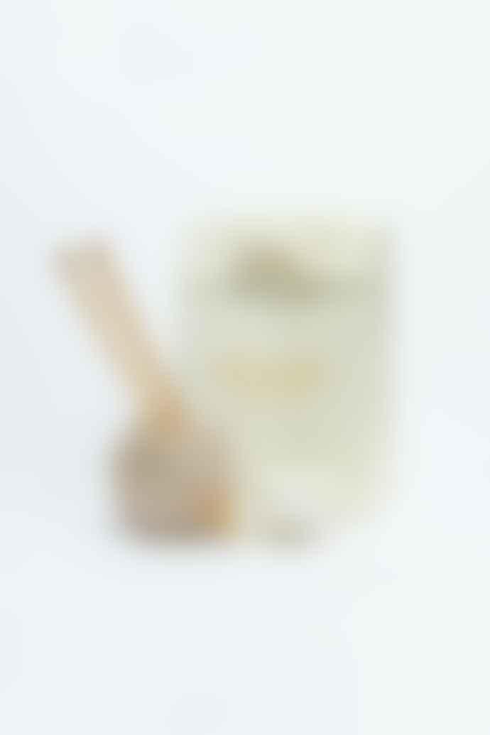 Les 100 Ciels Swan Bobble Hat Knit Kit - Rice