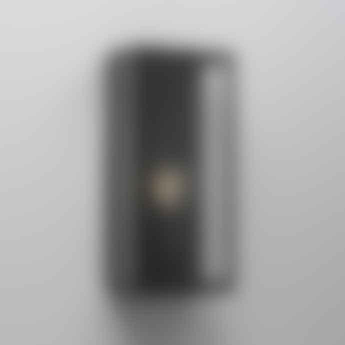 Astro Lighting Black Messina Outdoor Wall Light