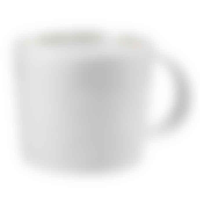 Rader design stories Good Day Guten Tag Bon Apetit Porcelain Mug