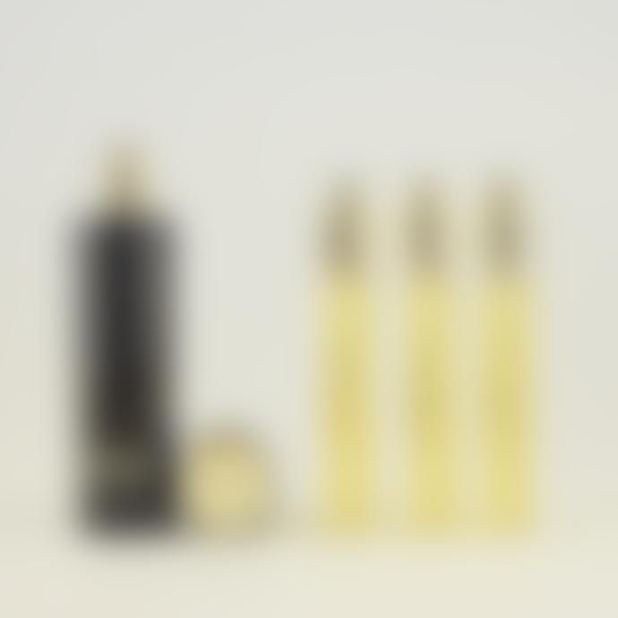 Perris Monte Carlo 4 Vials Of 7.5ml Rose De Taif (EdE) Travel Set