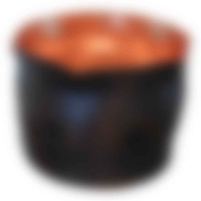 Indigo & Wills Copper Tealight Holder