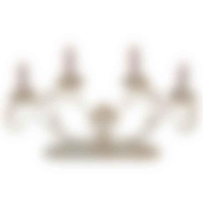 Grand Illusions Ornate Candelabra