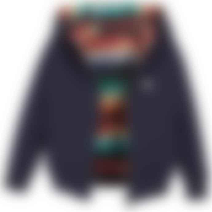 Paul Smith Junior Noah Reversible Hooded Jacket