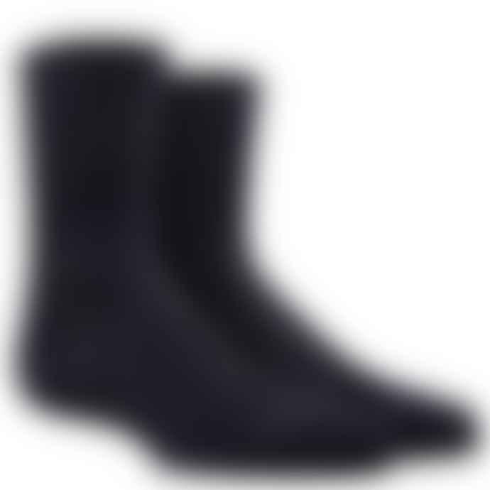 Dore Dore Black Dress Socks