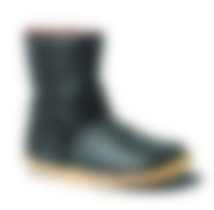 Bobux Little Miss Pony Black Boot
