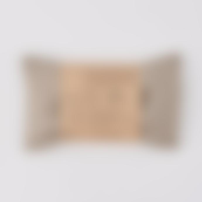 Blästa Henriët Natural Plain Linen Wheat Bag Eye Pillow