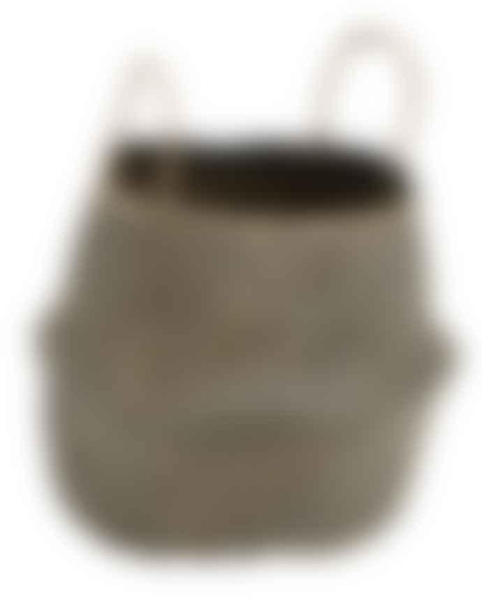 Nordal Large Cozy Seagrass Basket
