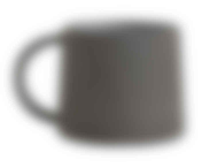Nordal Graphite Stone Mug