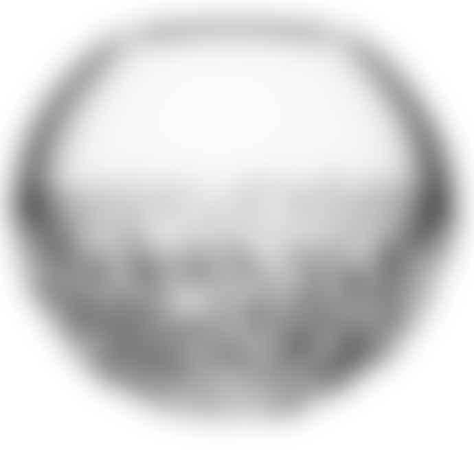 Orrefors   Large Carat Globe Vase