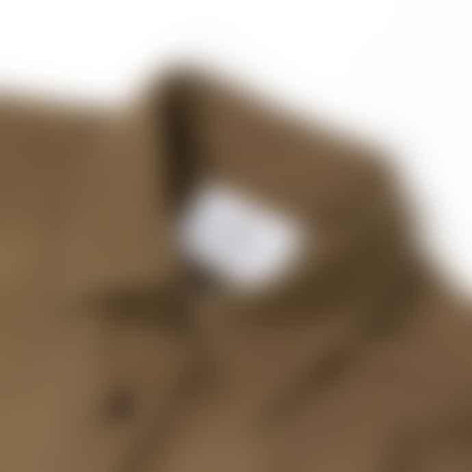Portuguese Flannel Campo Olive Shirt