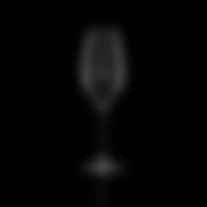 Italesse Richard Juhlin Optimum Plain Champagne Glasses in a Box Set of 6