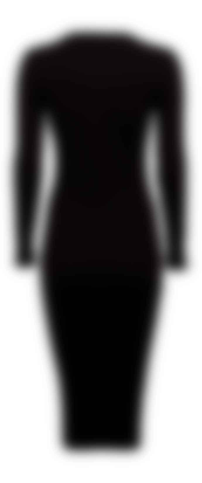 Baum und Pferdgarten Carmelita Black Knit Dress