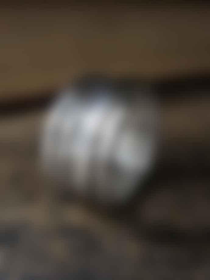 CollardManson Silver Spiral Ring
