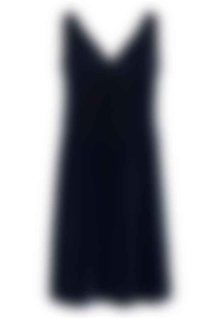 Selected Femme Amita Velvet Strap Dress