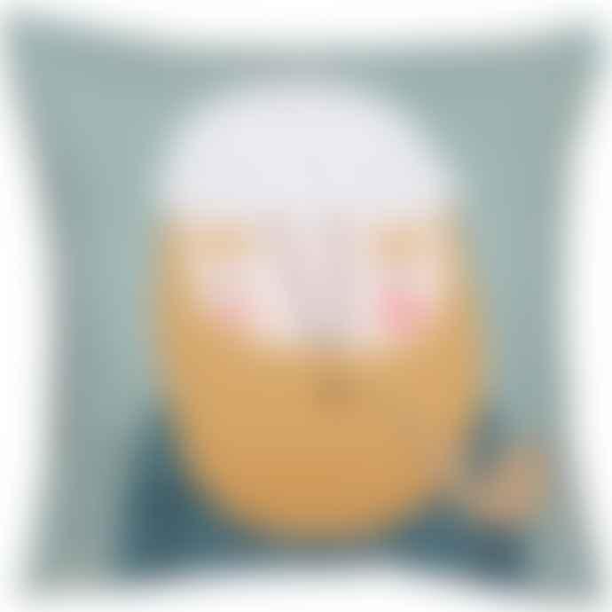 Spira of Sweden Ebbot Face Cushion