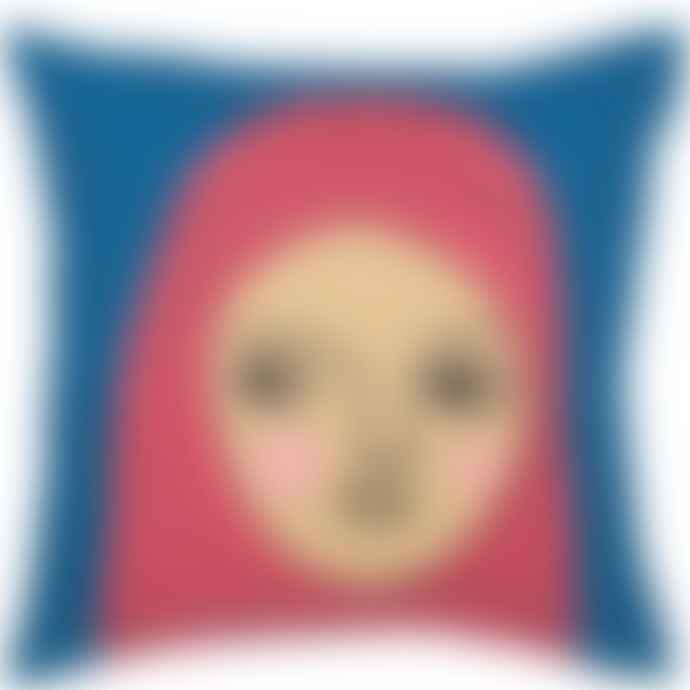 Spira of Sweden Malinka Face Cushion
