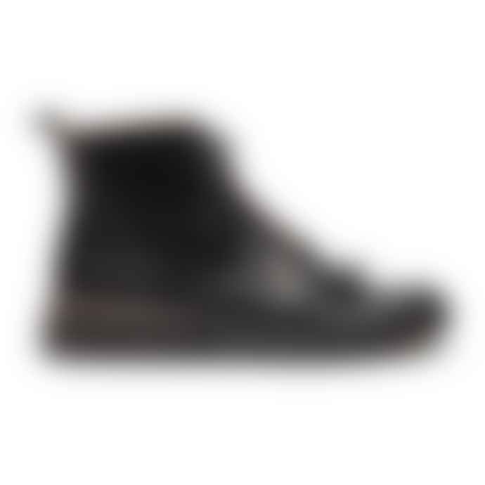 Tracey Neuls Black Leather Oli Lace Up Boots