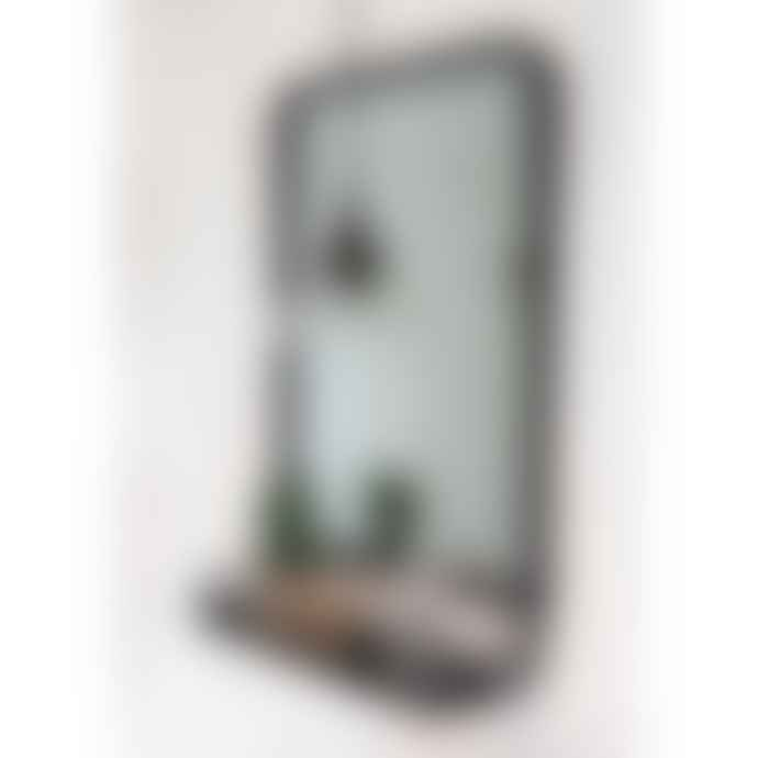 Ib Laursen Wall Mirror With Mini Shelf
