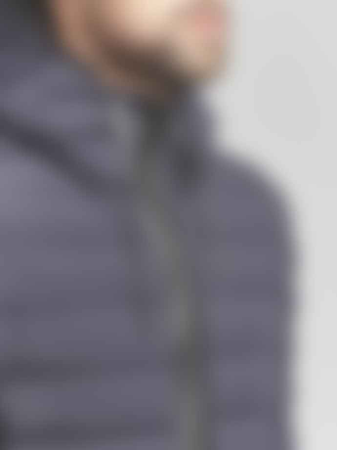 Mackage Navy Ozzy Light Down Matte Jacket