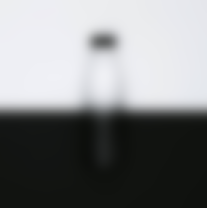 24Bottles 500ml Black and White Stainless Steel Eclipse Bottle