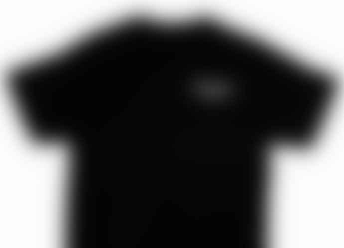 Mr Mullan's General Store  Black Tshirt With Lion Logo