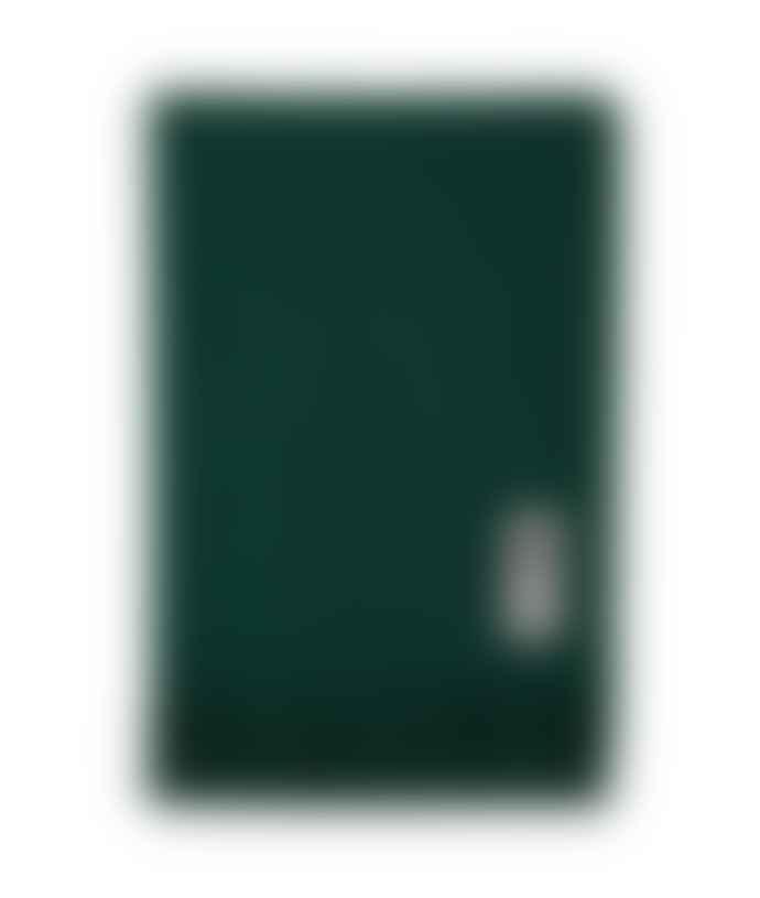 So Cosy Dark Green Baby Alpaca Throw