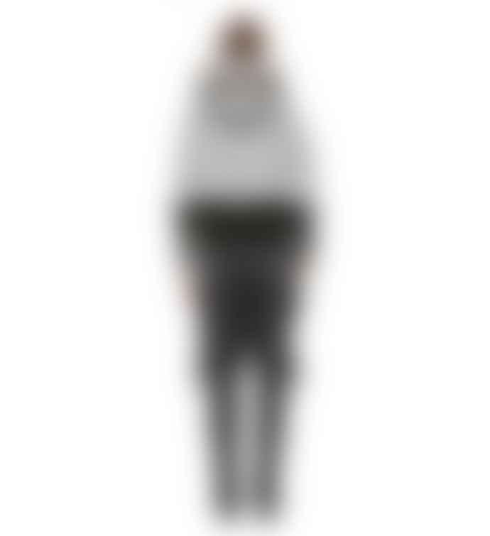 Mackage Grey Helina X Wool Cloak With Fur Trim Cape