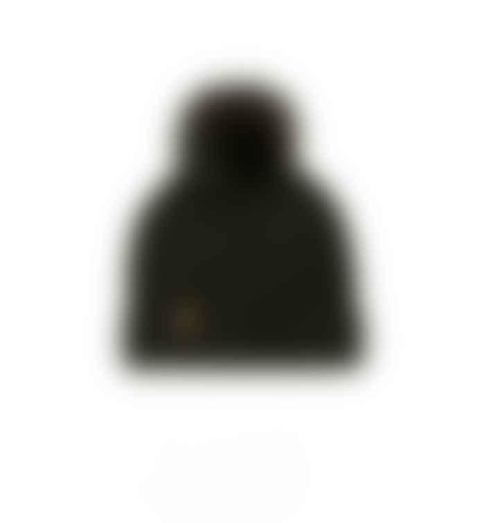 Mackage Army Dori With Fur Pom Pom Hat